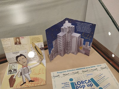 taller lorca pop up